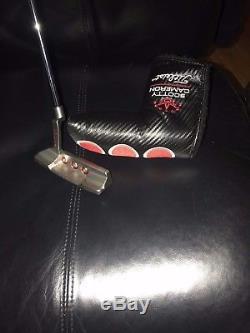 Titleist Scotty Cameron Limited Release Button Back Newport 2 Putter 32 RH