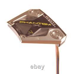 Titleist Scotty Cameron Phantom X 7.5 Putter 34 RH +HC (Mint)