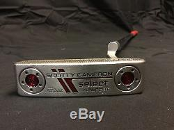 Titleist Scotty Cameron Select Newport Putter 10 with Head Cover RH Free Ship