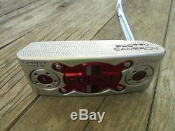 Titleist Scotty Cameron Select Square Back Putter Golf Club 34 Inch Right Hand S