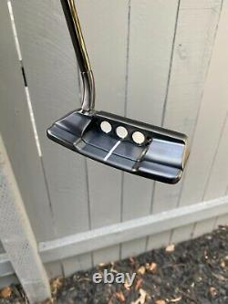 Titleist Scotty Cameron Select with Welded Flow Neck Hosel