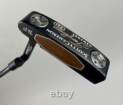 Titleist Scotty Cameron T22 TeI3 Teryllium Newport 34 Putter Steel Golf Club