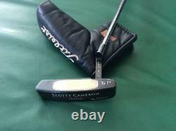 Titleist Scotty Cameron Tel3 Tri Layered 35inch 505g with Headcover #49