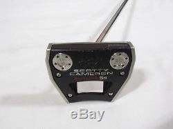 Used RH Titleist Scotty Cameron Futura 5s 32.5 Putter With Headcover