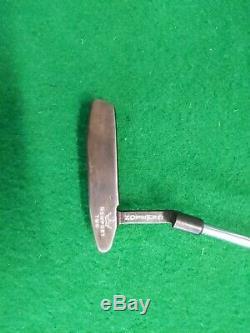 Used Rh Titleist Scotty Cameron Oil Can Classics Newport 2 Putter, 35, No Hc